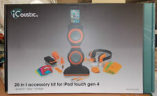20 in 1 Accessory Kit for iPod Touch Gen 4