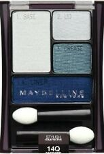 Maybelline Expert Wear Stylish Smokes Eyeshadow Quad 14Q Sapphire Eye Shadow