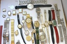 JOB LOT VINTAGE Orologi Seiko, Timex, Tissot, Baume & marcier, JUNGHANS, Swatch