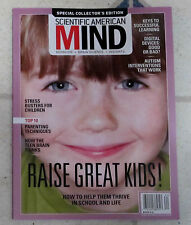 RAISE GREAT KIDS School & Life SCIENTIFIC AMERICAN Special Edition Magazine MIND