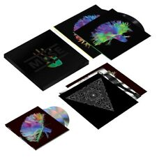 MUSE - THE 2ND LAW CD + DVD +2 LP VINYL (DELUXE EDITION) ALTERNATIVE ROCK  NEW+