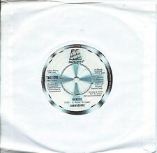 """Commodores:Heroes/Don't you be worried:TNG 1206:7"""" Vinyl Single:"""