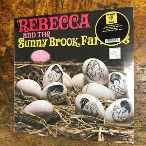 REBECCA & THE SUNNY BROOK FARMERS Birth LP Reissue sealed VINYL Record NEW