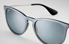 cb0f42b154 New Ray-Ban Erika Round Mirror Lens Sunglasses