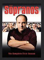 The Sopranos: The Complete First Season DVD Alan Taylor(DIR) 2000