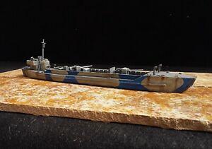 Cruel Seas: British Landing Craft Gun (large) Mk III well painted mini (1)