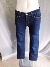 J Brand Dark Wash Ink Stretch Straight Leg Jeans - Size 28