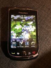 BlackBerry Torch 9800 -4GB- Black (Unlocked) Smartphone