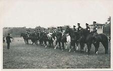 Nr 2891 Foto PK Österreich Gendarmerie Reiter Pferde Wien Kriau um 1937  1,Rep.