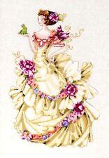 Mirabilia Nora Corbett Cross Stitch Chart ~  ELLA THE FROG PRINCESS #MD129 Sale