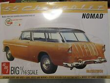 AMT 55 CHEVROLET NOMAD 1/16 SCALE
