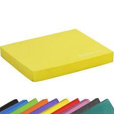 MOVIT Balance Pad Sitzkissen Kissen Gleichgewichtstrainer Koordination Gelb