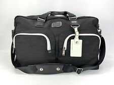 Tumi Black & White Essential Tote Lexus Crafted Line Limited Edition Duffel Bag