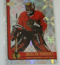 01/02 PACIFIC HEADS UP JOCELYN THIBAULT #20