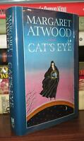 Atwood, Margaret CAT'S EYE  1st Edition 1st Printing