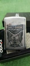 """Zippo """"Harley Davidson"""", neu und unbenutzt, schönes Sammlerstück"""