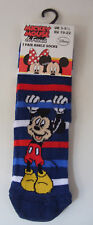Boys Genuine Character Socks 3 Sizes See Dropdown Menu Mickey Mouse 9-12