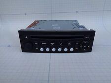Citroen Berlingo RD4 Radio Stereo CD Player 2009-2016