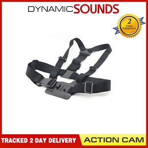 Action Camera ACCH1 Chest Harness Elastic Chest Belt Strap for AC53 Cameras
