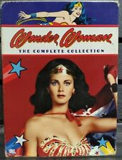 Wonder Woman | The Complete Collection | DVD |  Pre-Owned | Ships Fast