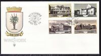 South West Africa 1985 Windhoek Buildings First Day Cover 49