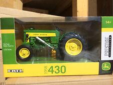 ERTL 1:16 1958  JOHN DEERE 430 Utility Tractor  Prestige  Edition