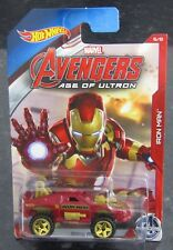 Hot wheels - Avengers Age of Ultron Iron Man Sting Rod - Marvel