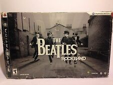 PLAYSTATION 3 PS3 BEATLES ROCK BAND LIMITED EDITION (BOXED)