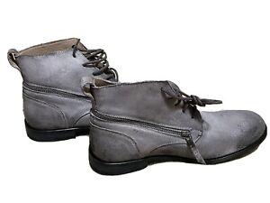 New w/box John Varvatos Star Zip Wrap Boot - Size 8.5 M