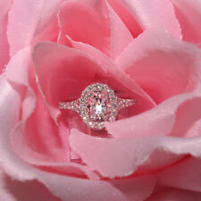 GIA Certified Oval cut Diamond Platinum Engagement Ring 1.70 CTW
