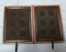 Display Case Only - for 12 Coins Good Luck Medal good for other 1 oz coin