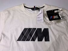 Official BMW Motorsport Men's XL T-Shirt Carbon Car Auto Racing M-Power