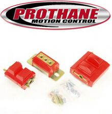 Prothane 7-1909 Camaro, Firebird LT1 1993-1997 Motor & Trans Mount Kit Red Poly