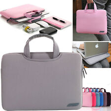"For Mac MacBook Air Pro 11""13"" 15"" Notebook Laptop Sleeve Carry Case Bag Handbag"