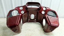 08 Harley Davidson FLTR Road Glide gauge cover cowl fairing dash