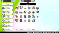 [Square Shiny] Pokemon Sword And Shield Shiny 6IV Gigantamax Bundle