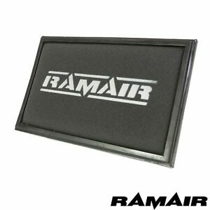 RamAir - Filtro aire panel VW Golf mk7 R GTI GTD Cupra 280 ST FR S3 2.0tsi tdi
