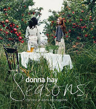 Seasons by Donna Hay (Paperback, 2009) Large Complete Book (not mini taste one)
