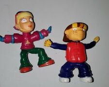 Rare Nickelodeon Rocket Power Figures Toy Lot Set Of 2