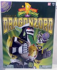 Mighty Morphin Power Rangers Legacy Dragonzord Megazord 2017 (MISB)