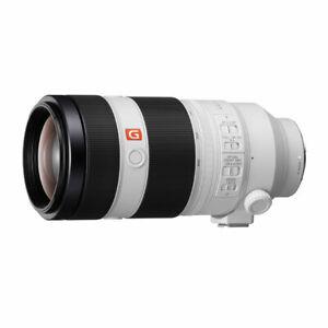 Sony Lens FE-Mount 100-400mm F4.5-5.6 G Master OSS Super Telephoto Zoom