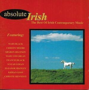 Absolute Irish - Various Artists (1995 Double CD Album)