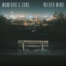 MUMFORD AND SONS Wilder Mind CD NEW 2015 Believe The Wolf