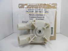 WP3363394 OEM Whirlpool Kenmore Washer water Pump direct drive 3348015 3363394