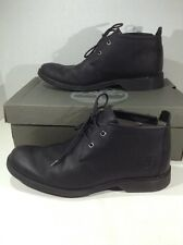TIMBERLAND Mens City Lite Black Chukka Ankle Boots Shoes Size 8 ZH-1469