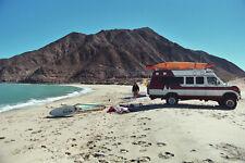 1989 FORD E-350 4x4 Diesel Camper Van