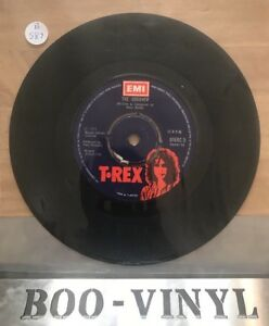 """T Rex The Groover (Marc Bolan) MARC 5 1973 UK 45 7"""" single Excellent"""