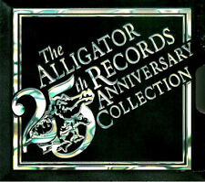 The Alligator Records 25th Anniversary Collection 2 CD Set NEW SEALED