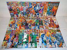 Fantastic Four ('98) 1-35 (miss.2bks) SET #11 Ayesha! 33 comic books  (b#13919)