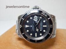 """Vintage Rolex SS Red Submariner 1680 """"5.8"""" million series"""